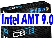 Intel AMT 9 на примере Asus CS-B