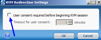 AMT guide17 Intel SCS 7.1 KVM User Consent