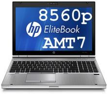 HP EliteBook 8560p - AMT 7 ноутбук